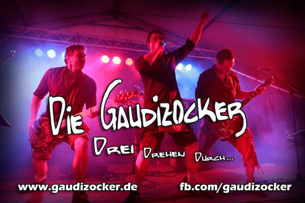Die Gaudizocker in Rot - Vorschau Werbemedium