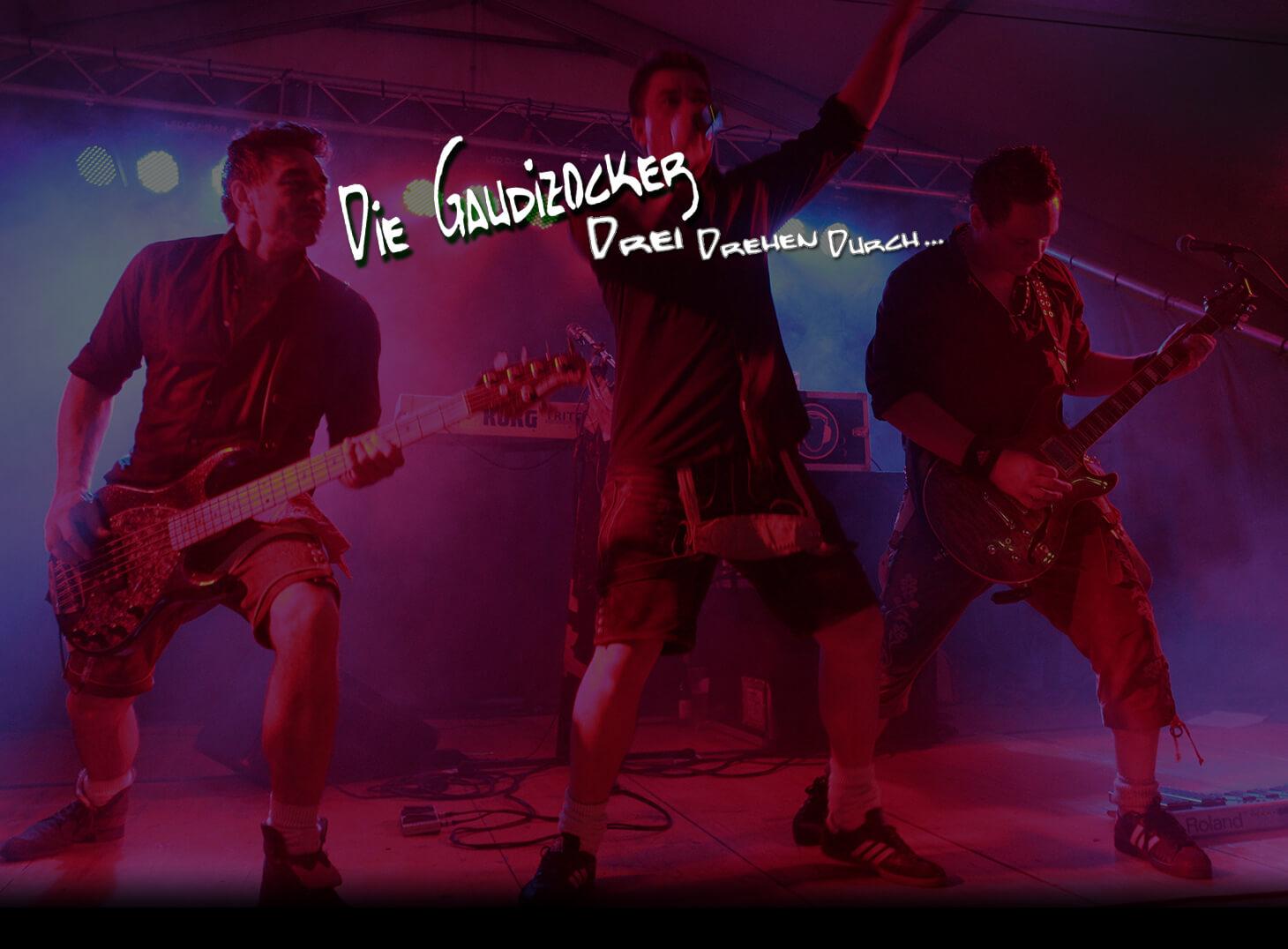 Hintergrundbild Die Gaudizocker Band