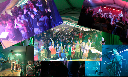 Gaudizocker live in Waischenfeld | Samstag, 04.10.2014