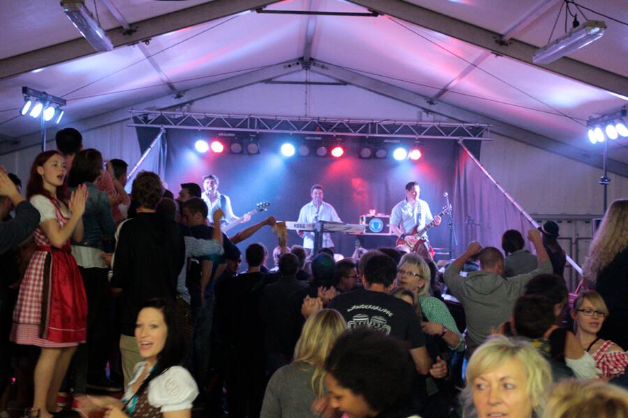 Gaudizocker live in Waischenfeld | 04.10.2014