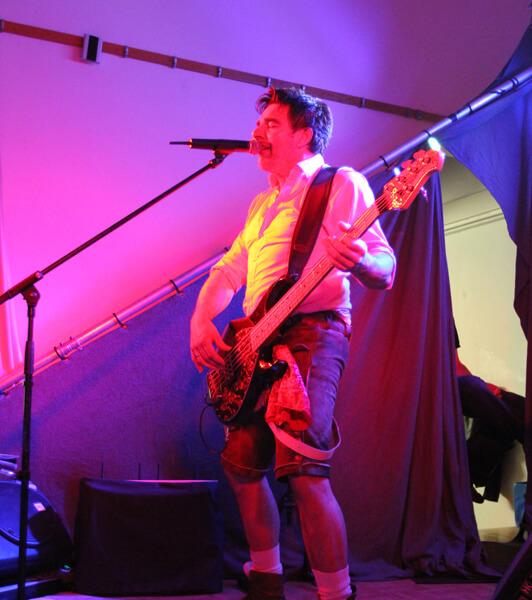 Gaudizocker live in Hummeltal | 28.03.2015