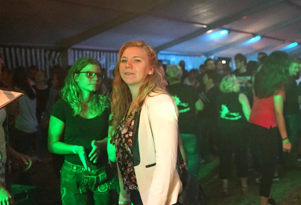 Gaudizocker live in Plösen | 30.07.2016