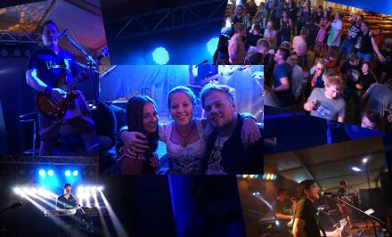 Gaudizocker live in Truppach | Samstag, 03.09.2016
