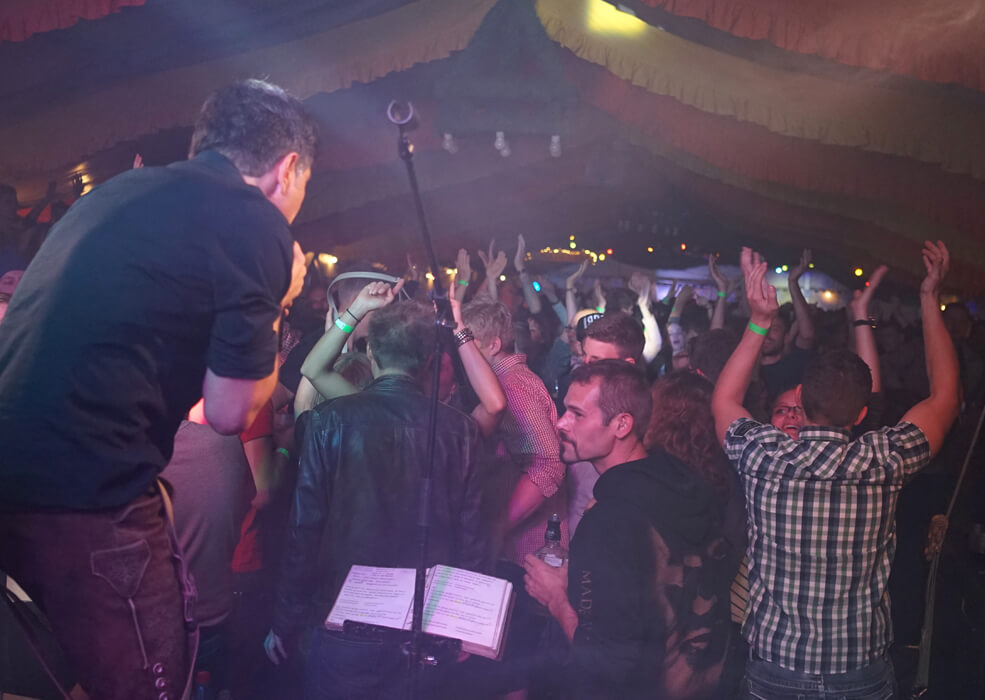 Gaudizocker live in Gesees | 07.10.2016