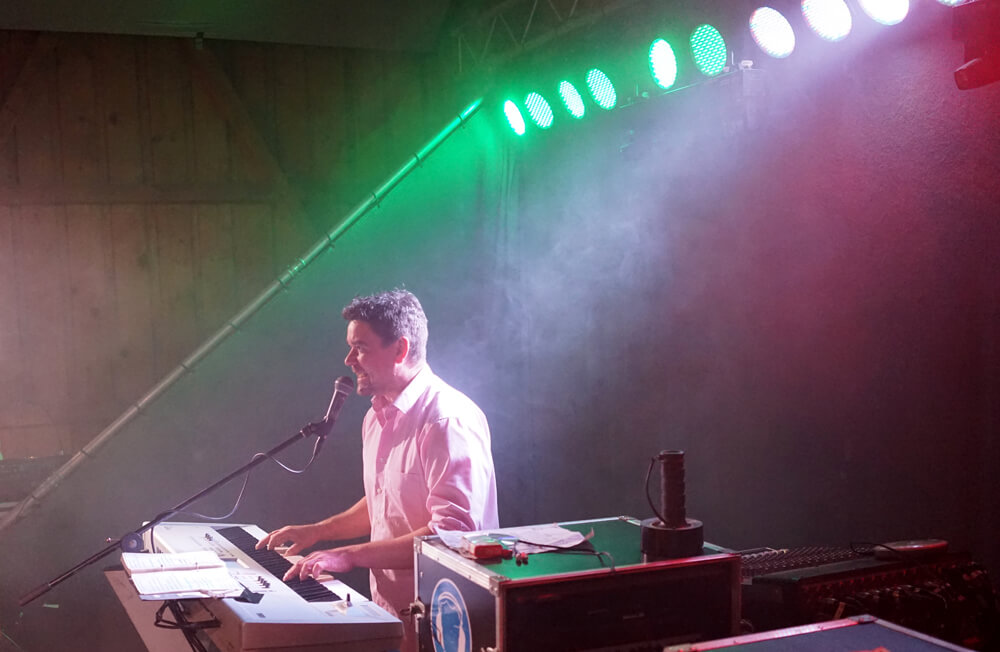Gaudizocker live in Dressendorf | 08.10.2016