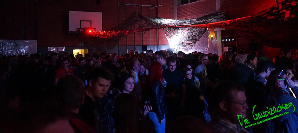 Gaudizocker live in Eckersdorf | 12.11.2016