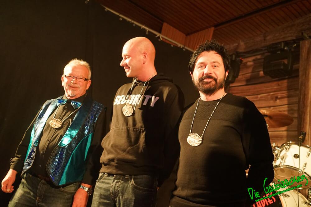 Gaudizocker live in Glashütten | 27.02.2017