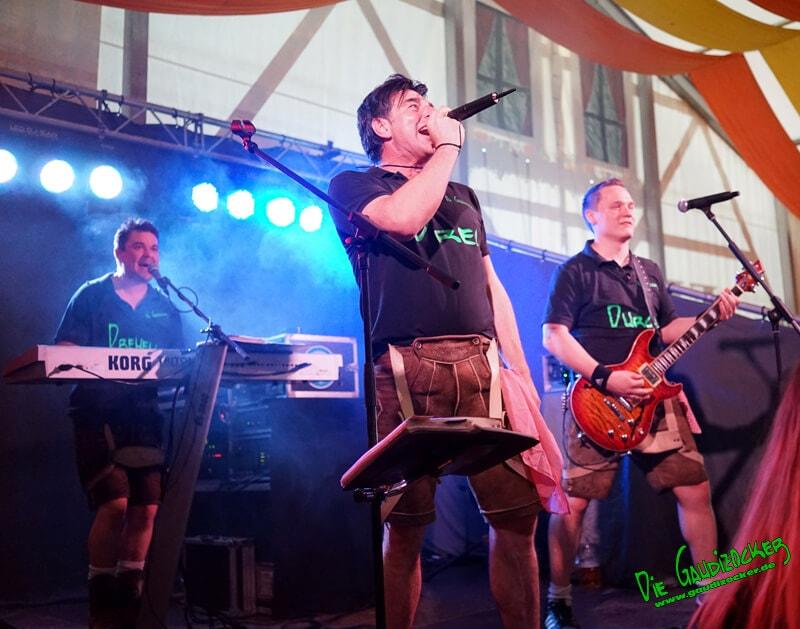 Gaudizocker live in Hummeltal | 06.05.2017