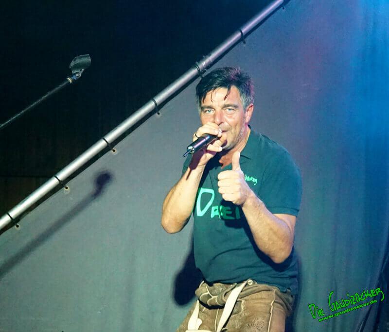 Gaudizocker live in Lessau | 22.07.2017