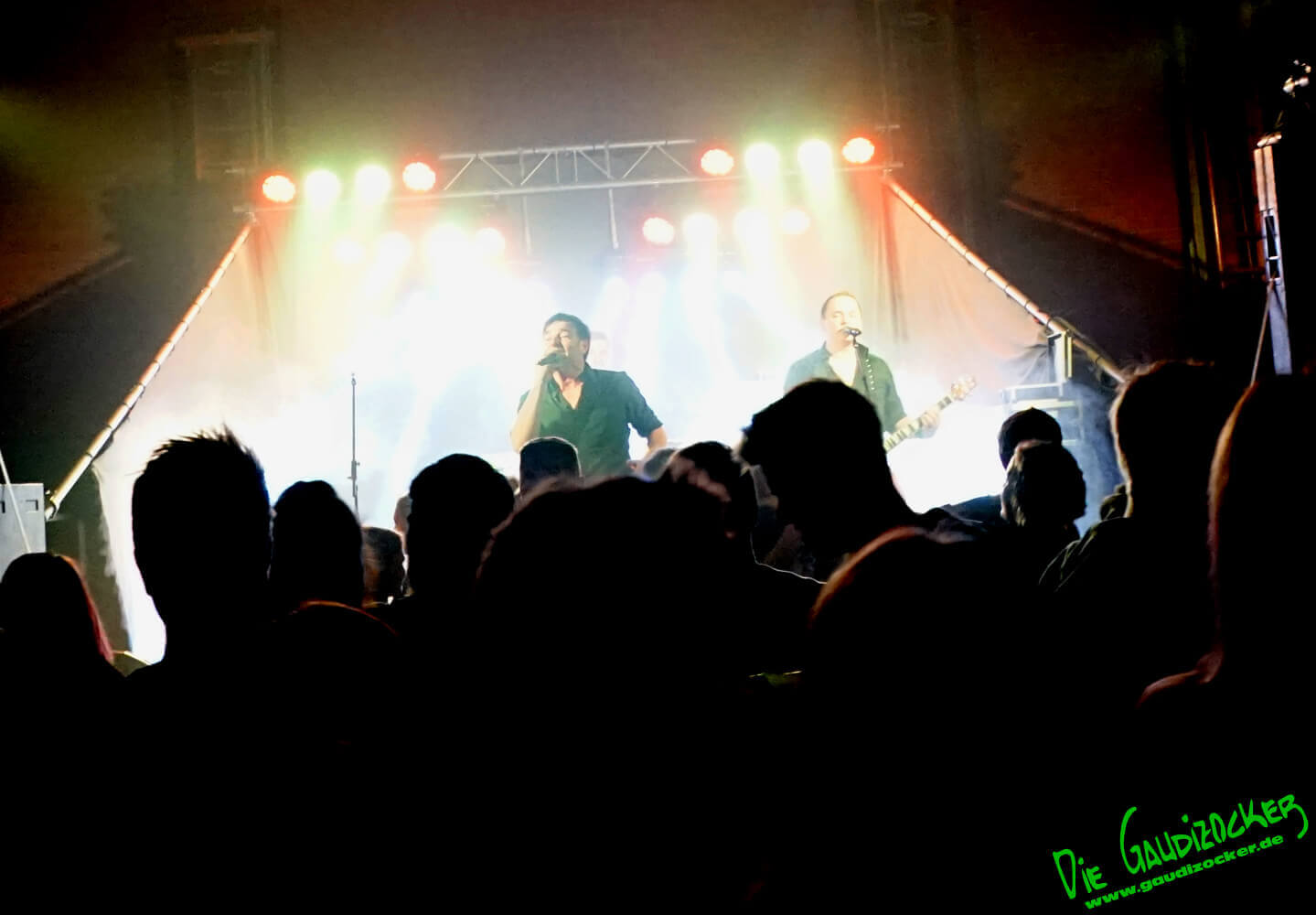 Gaudizocker live in Eckersdorf | 11.11.2017
