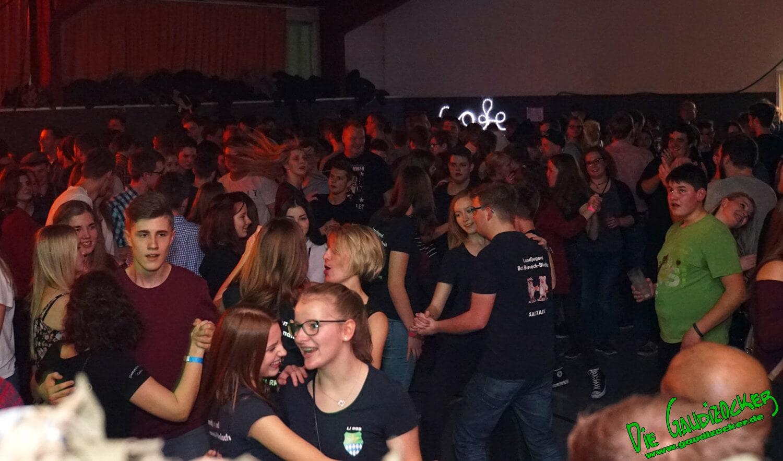 Gaudizocker live in Nemmersdorf | 26.12.2017