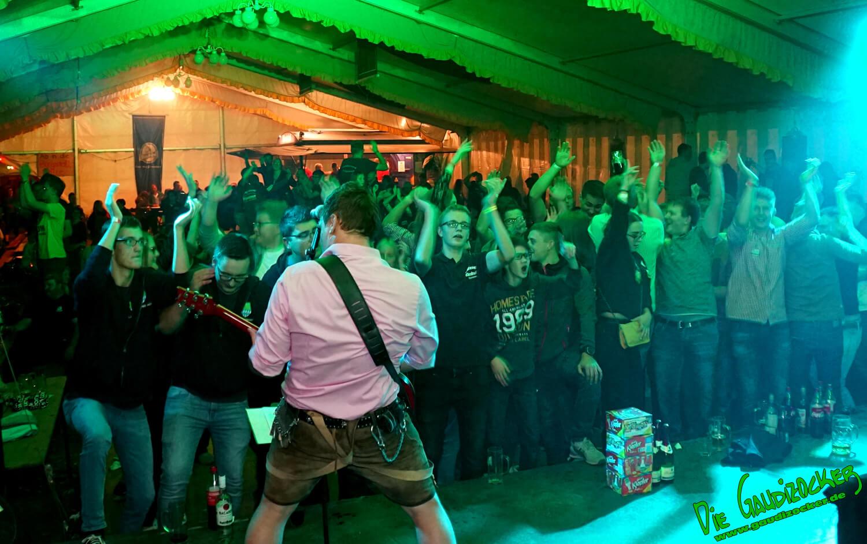 Gaudizocker live in Tannfeld | 22.09.2018