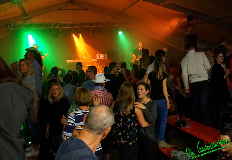 Gaudizocker live in Waischenfeld | 06.10.2018