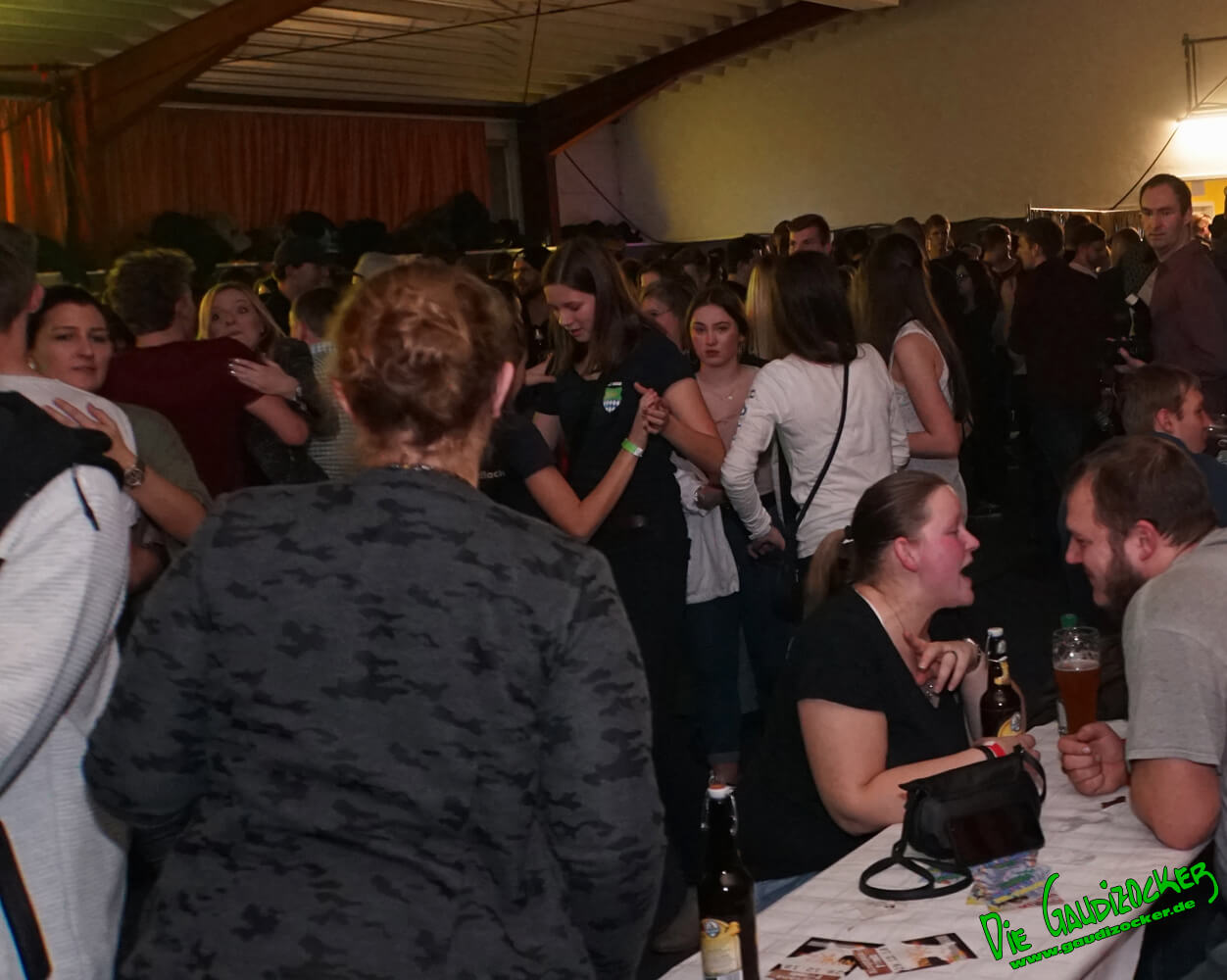 Gaudizocker live in Nemmersdorf | 26.12.2018