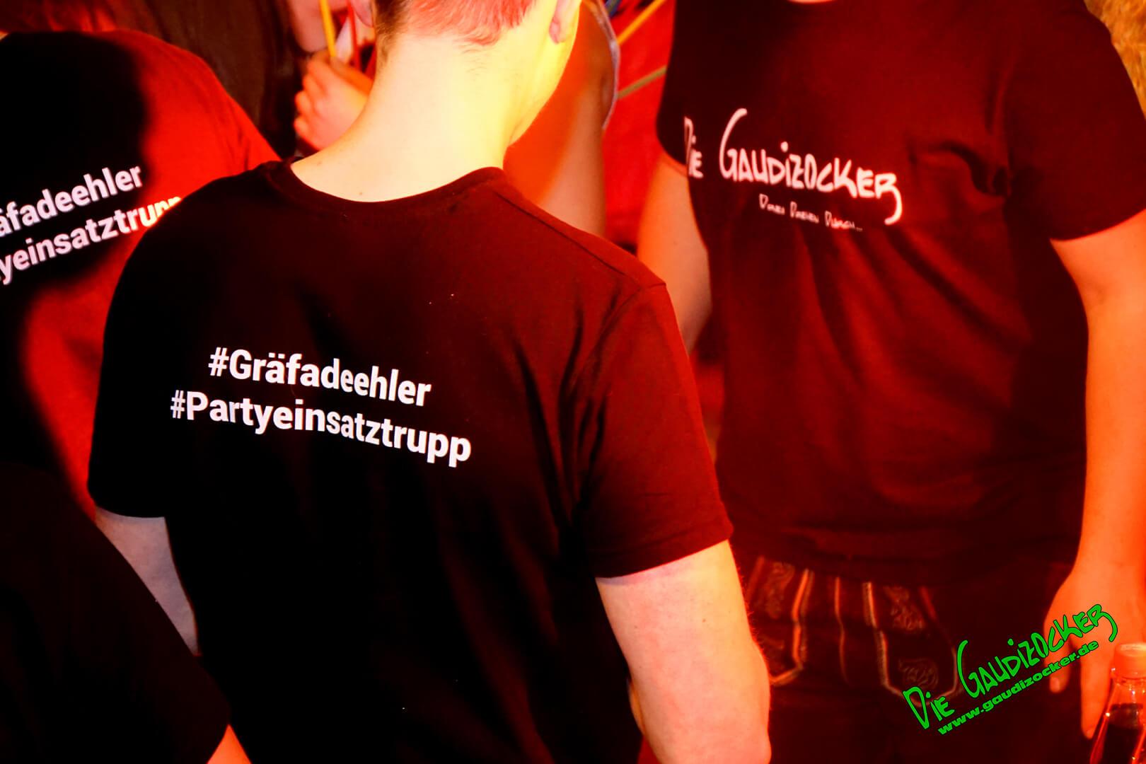 Gaudizocker live in Glashütten | 04.03.2019
