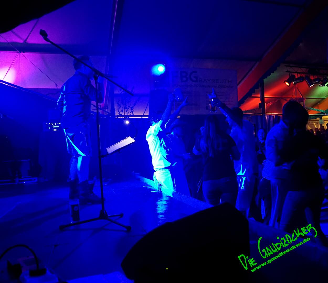 Gaudizocker live in Körzendorf | 01.06.2019
