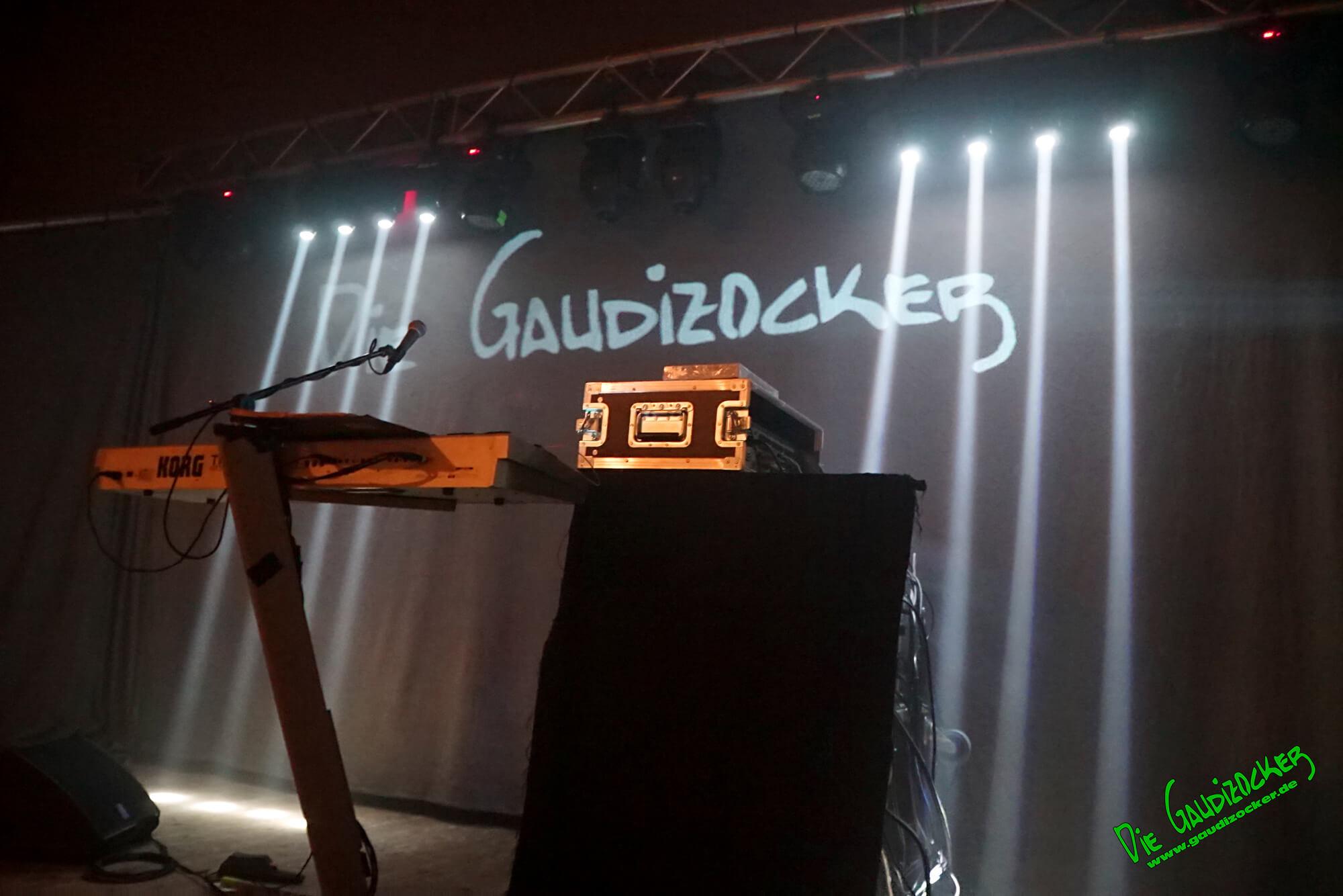 Gaudizocker live in Friedmannsdorf | 02.10.2019