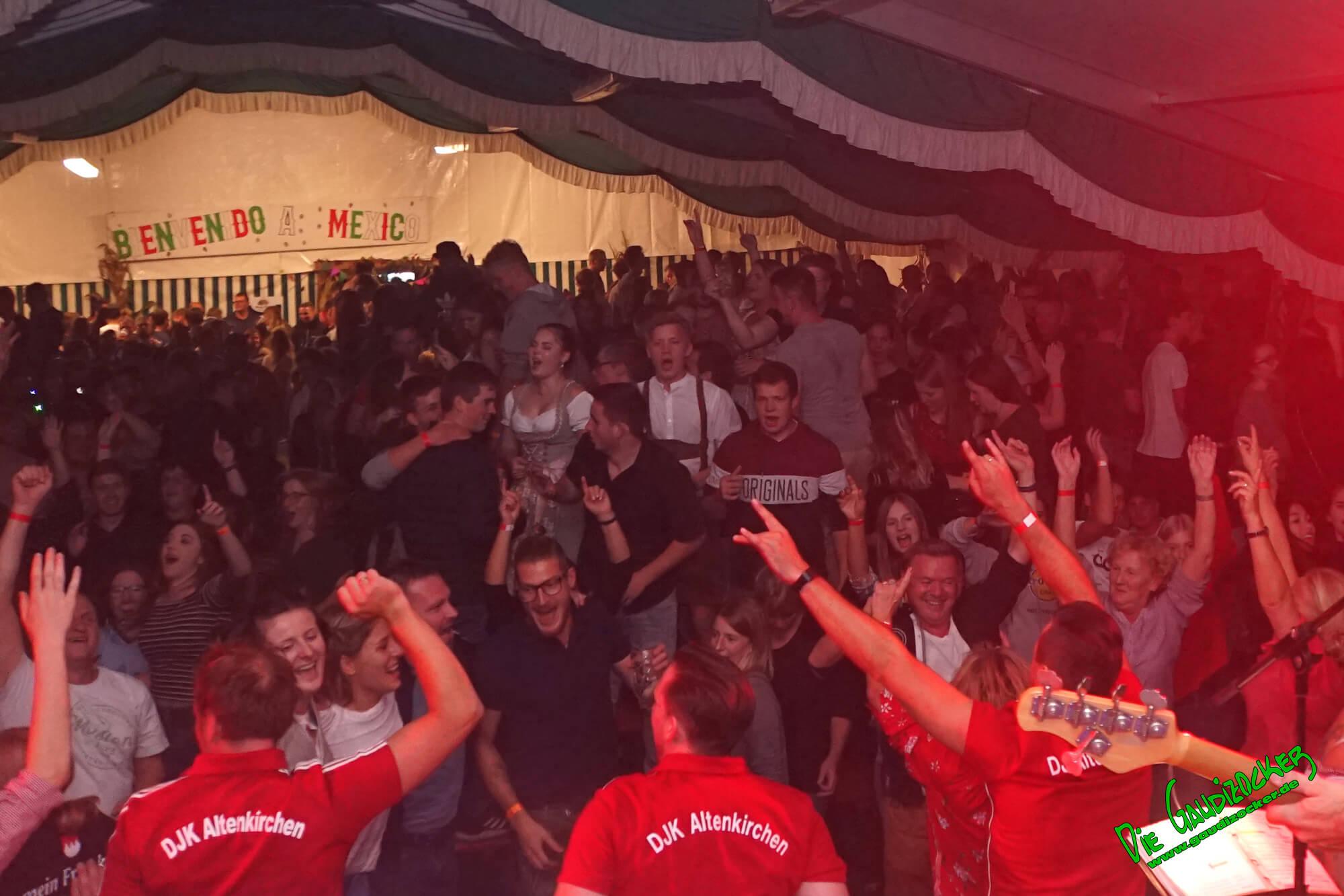 Gaudizocker live in Waischenfeld | 05.10.2019