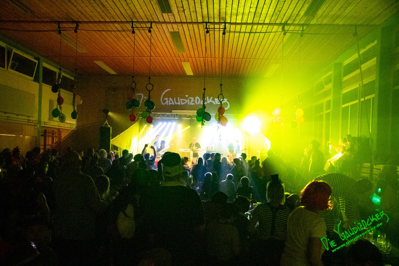Gaudizocker live in Reckendorf | 22.02.2020